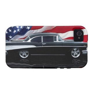 1957 Bel Air iPhone 4/4S Cases