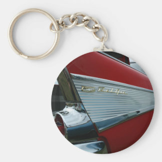 1957 Bel Air Keychain