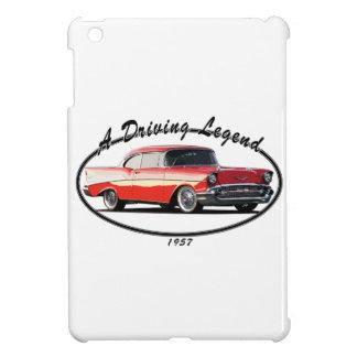 1957 BEL AIR RED iPad MINI COVER