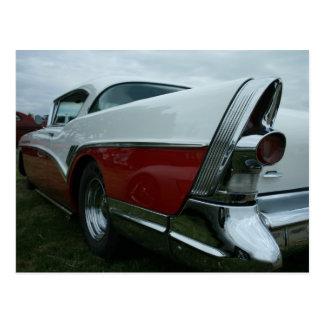 1957 Buick Super Postcard