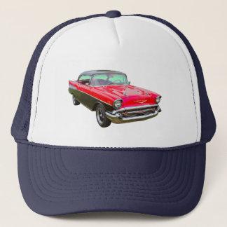 1957 Chevrolet Bel Air Classic Car Trucker Hat