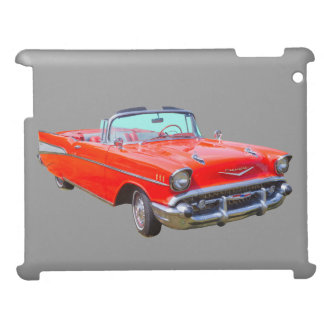 1957 Chevrolet Bel Air Convertible Antique Car Case For The iPad