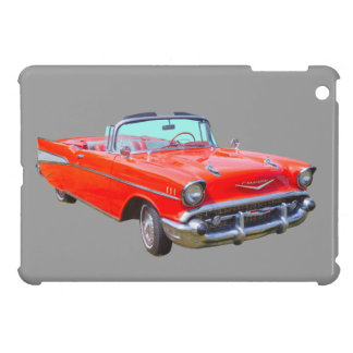 1957 Chevrolet Bel Air Convertible Antique Car Case For The iPad Mini