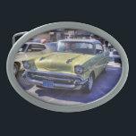 """1957 CHEVROLET BELT BUCKLE<br><div class=""""desc"""">A classic vintage Chevrolet.</div>"""