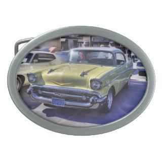 1957 CHEVROLET BELT BUCKLE