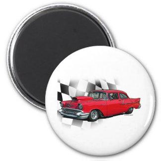 1957 Chevrolet Dragster Magnet
