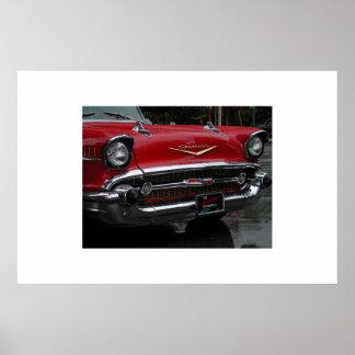 1957 Chevrolet Poster