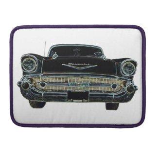 """1957 Chevy 13"""" MacBook Pro Sleeve"""