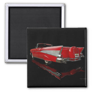 1957 Chevy 2 Inch Square Magnet