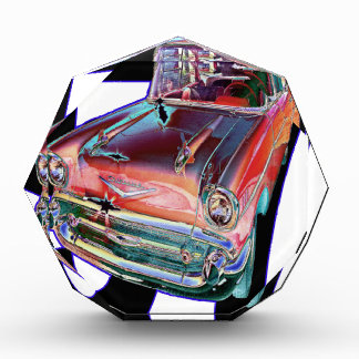 1957 Chevy Acrylic Award