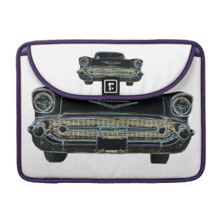 """1957 Chevy Bel Air 13"""" MacBook Pro Sleeve"""