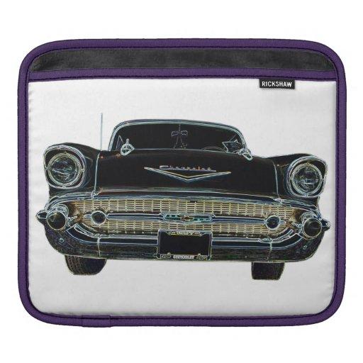 1957 Chevy Bel Air iPad Sleeve