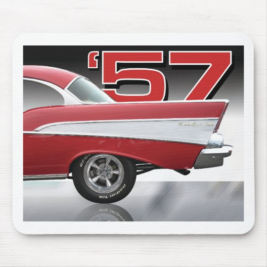 1957 Chevy Bel Air Mouse Pad
