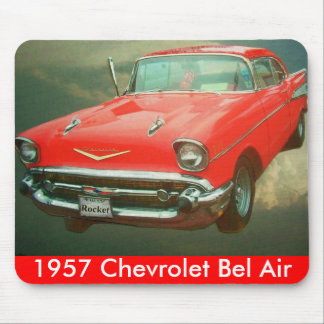 1957 Chevy Bel Air Mousepads