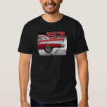 1957 Chevy Bel Air Tee Shirt
