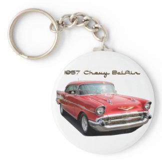 1957 Chevy BelAir Key Chain