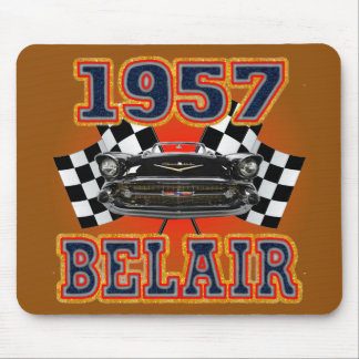 1957 Chevy Belair Mouse Pad. Mouse Pad