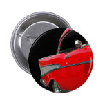1957 Chevy Button