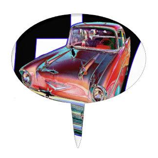 1957 Chevy Cake Topper
