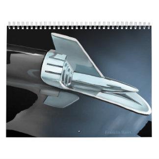 1957 Chevy Calendar