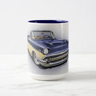 1957 Chevy custom Mugs