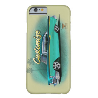 1957 chevy hot rod iPhone 6 case