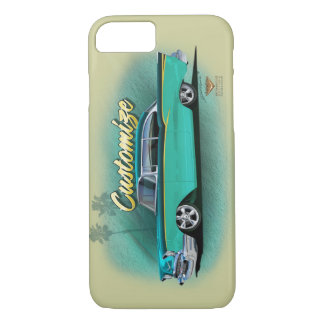 1957 chevy hot rod iPhone 7 case