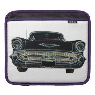 1957 Chevy iPad Sleeve