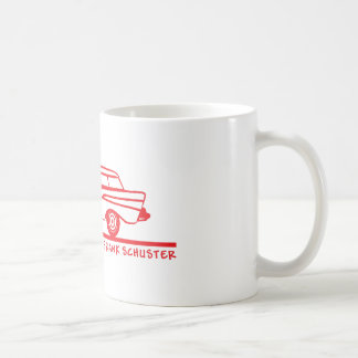 1957 Chevy Nomad Bel Air Coffee Mug