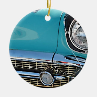 1957 Chevy Nomad Ceramic Ornament
