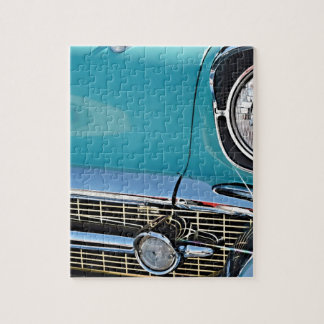 1957 Chevy Nomad Jigsaw Puzzle