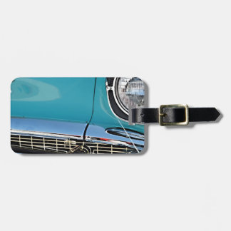 1957 Chevy Nomad Tag For Bags