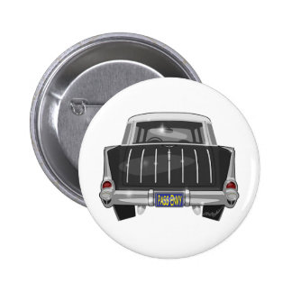 1957 Chevy Nomad Pinback Button
