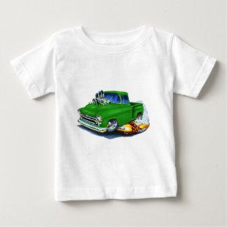 1957 Chevy Pickup Green T-shirt