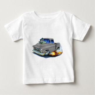 1957 Chevy Pickup Grey Infant T-shirt