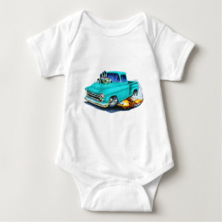1957 Chevy Pickup Turquoise T-shirt