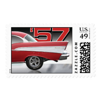 1957 Chevy Postage
