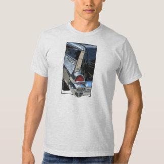 1957 Chevy tail light t-shirt