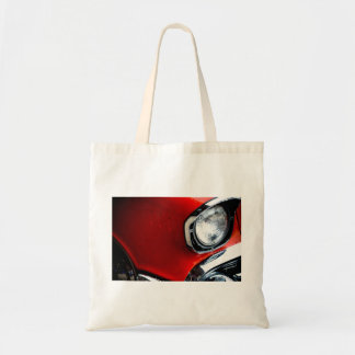 1957 Chevy tote bag