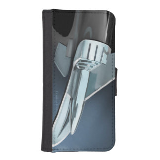1957 Chevy Wallet Phone Case For iPhone SE/5/5s