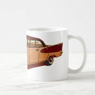 1957 Chrysler Windsor Classic White Coffee Mug
