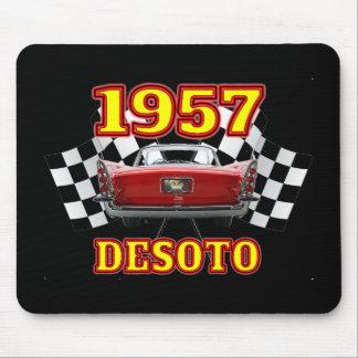 1957 Desoto Firelite Mousepad. Mouse Pad