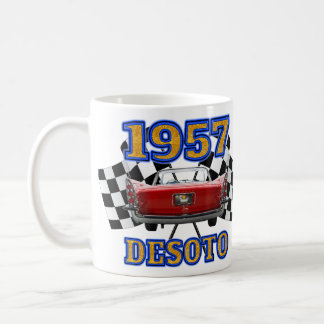 1957 Desoto Firelite Mug. Coffee Mug