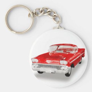 1957 Impala Key Chains