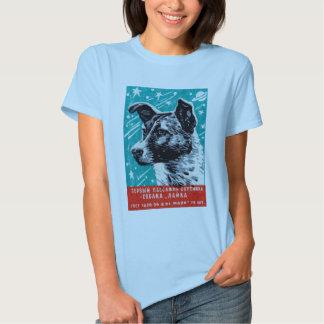 1957 Laika the Space Dog T-Shirt