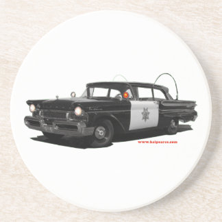 1957-mercury-monterey-highway-patrol-car coaster