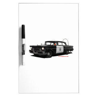 1957-mercury-monterey-highway-patrol-car dry erase whiteboards