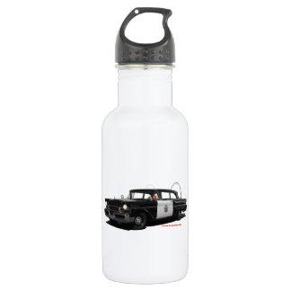 1957-mercury-monterey-highway-patrol-car 18oz water bottle