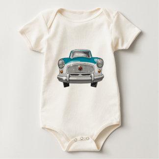 1957 Metropolitan Front Baby Bodysuit