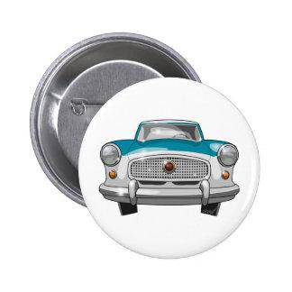 1957 Metropolitan Front Button